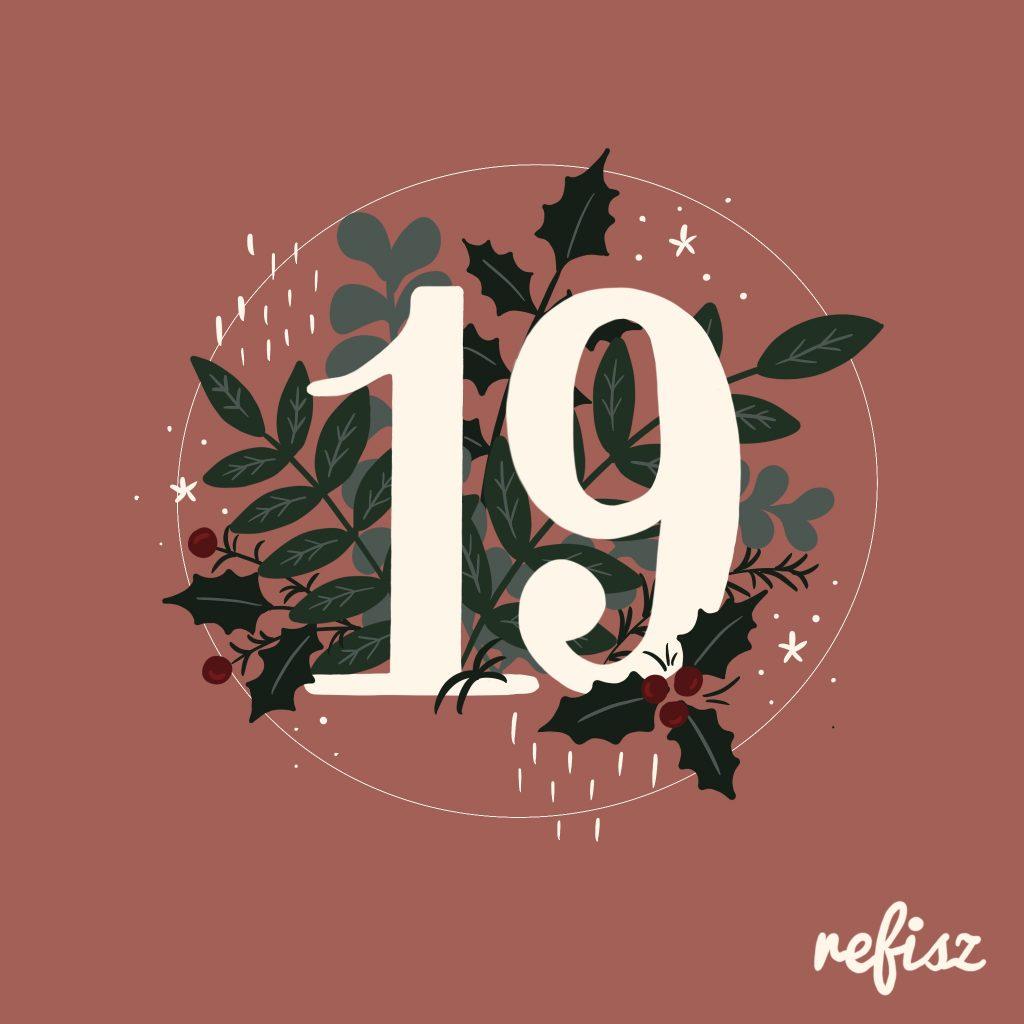 REFISZ Adventi Kalendárium 2020. december 19.
