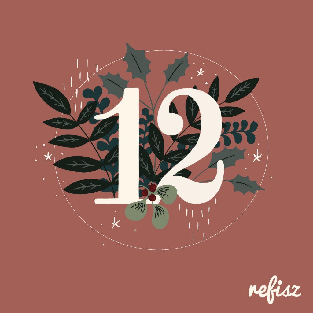 REFISZ Adventi Kalendárium 2020. december 12.