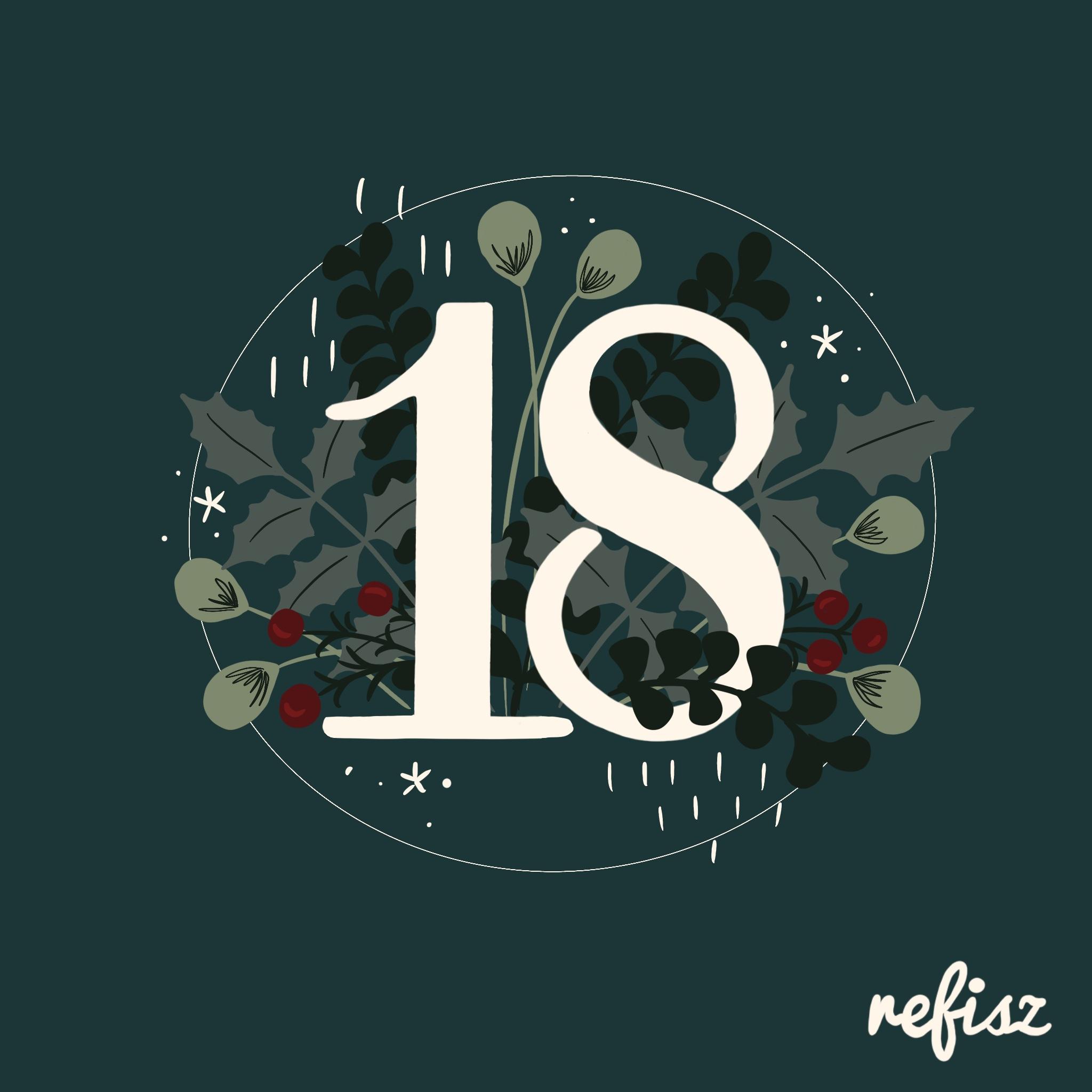 REFISZ Adventi Kalendárium 2020. december 18.