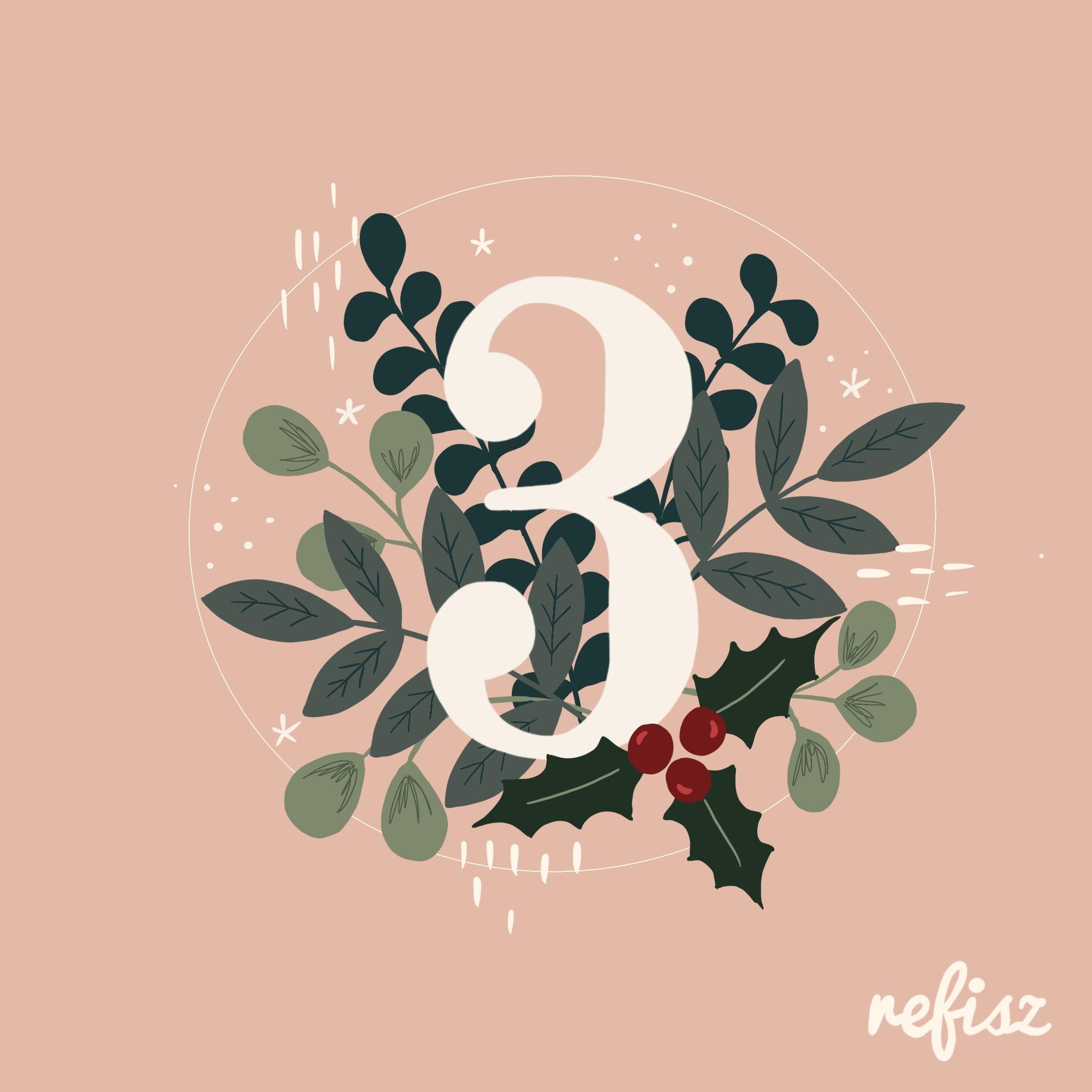 REFISZ Adventi Kalendárium 2020. december 3.